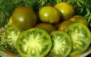 Томат изумрудное яблоко характеристика и описание сорта