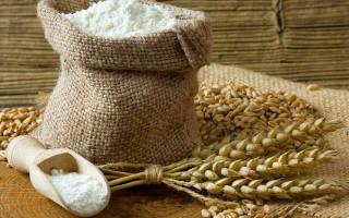 Сорта хлебопекарной пшеничной муки