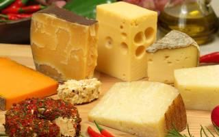 Твердые сорта сыра в россии список