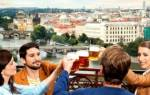 Сорта чешского пива в праге