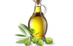 Сорта оливкового масла