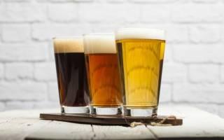 Сорта пива в россии